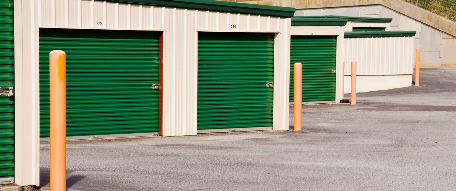 Storage Units in Shelby Township, MI 2